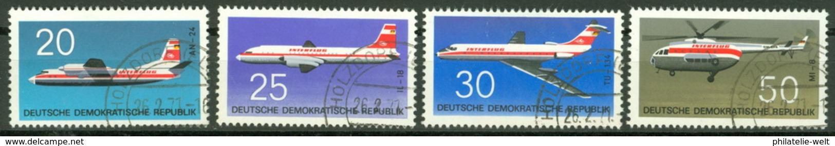 DDR 1524/27 O Tagesstempel - [6] République Démocratique