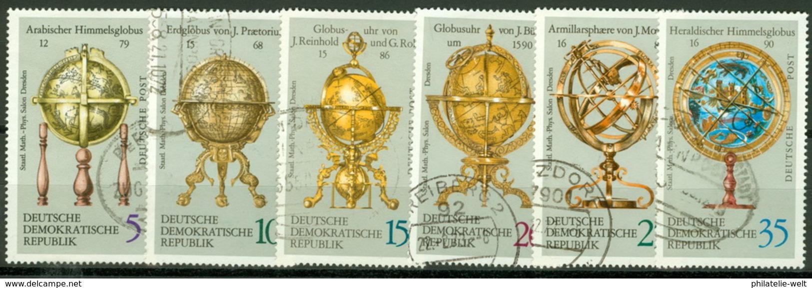 DDR 1792/97 O Tagesstempel - [6] République Démocratique