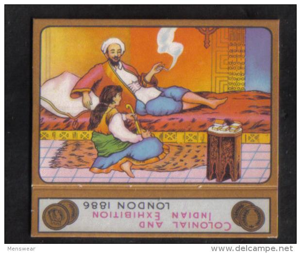 ARISTOCRATIC  C.COLOMBOS LTD.CAIRO MALTA  PACKET OF 10 - 1910 VERY RARE - - Empty Cigarettes Boxes