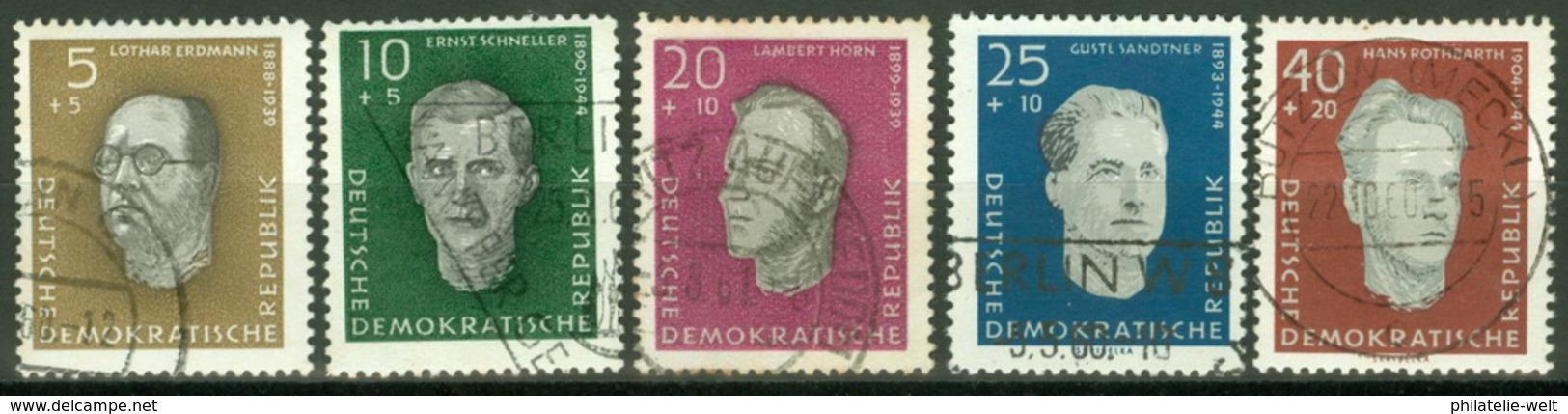 DDR 752/56 O - Gebraucht