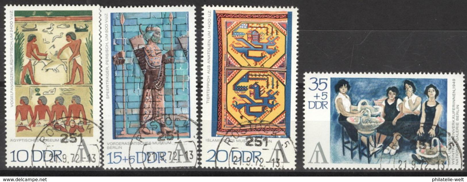 DDR 1785/88 O Tagesstempel - [6] République Démocratique