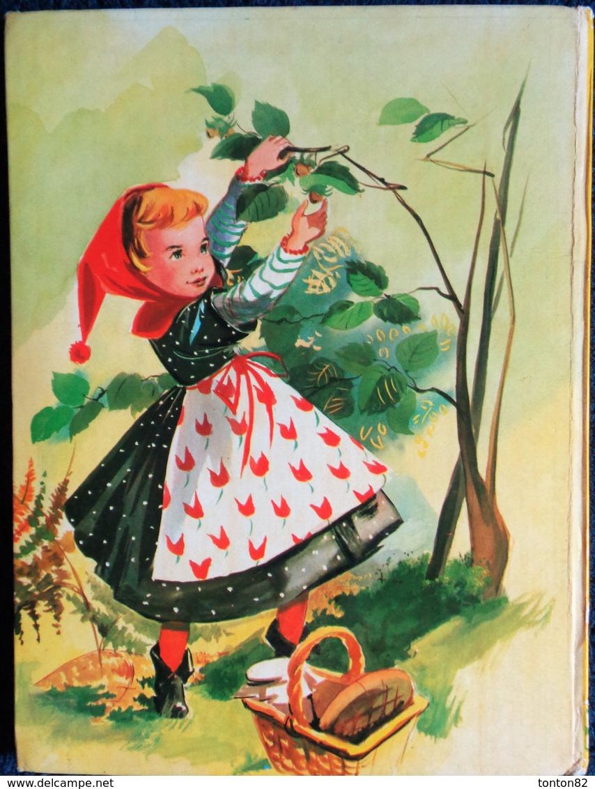 Le Petit Chaperon Rouge - Éditions BIAS - ( 1959 ) - Livre Animé . - Livres, BD, Revues