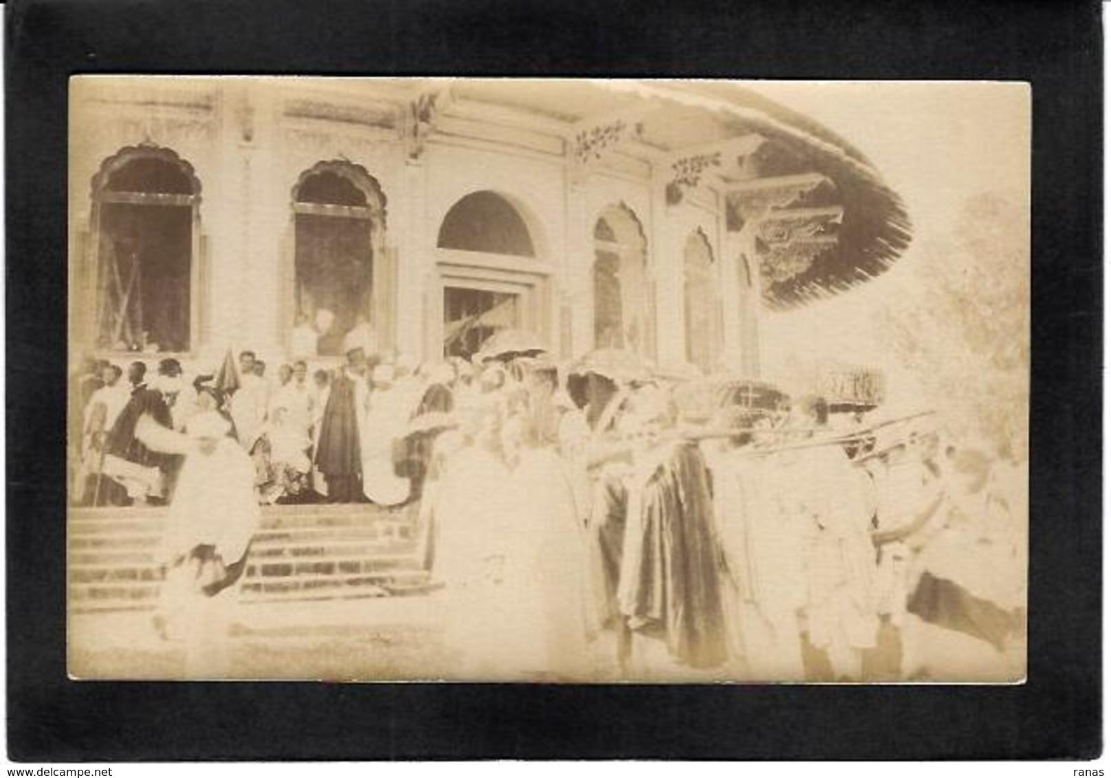 CPA ERYTHREE Carte Photo RPPC Non Circulé Voir Texte Scan Du Dos - Eritrea