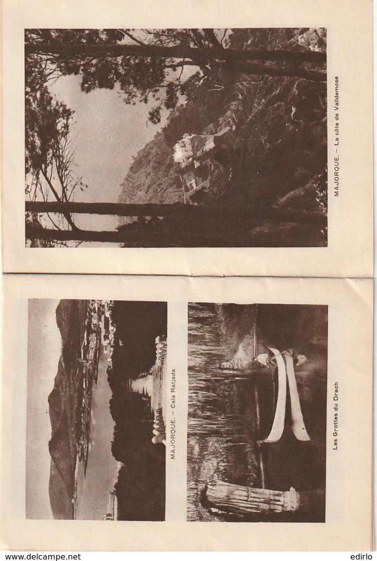 - Dépliant Touristique - Espagne -  ISLAS BALEARES - 16 Pages - Comment Se Rendre Aux Iles Baléares - Dépliants Touristiques