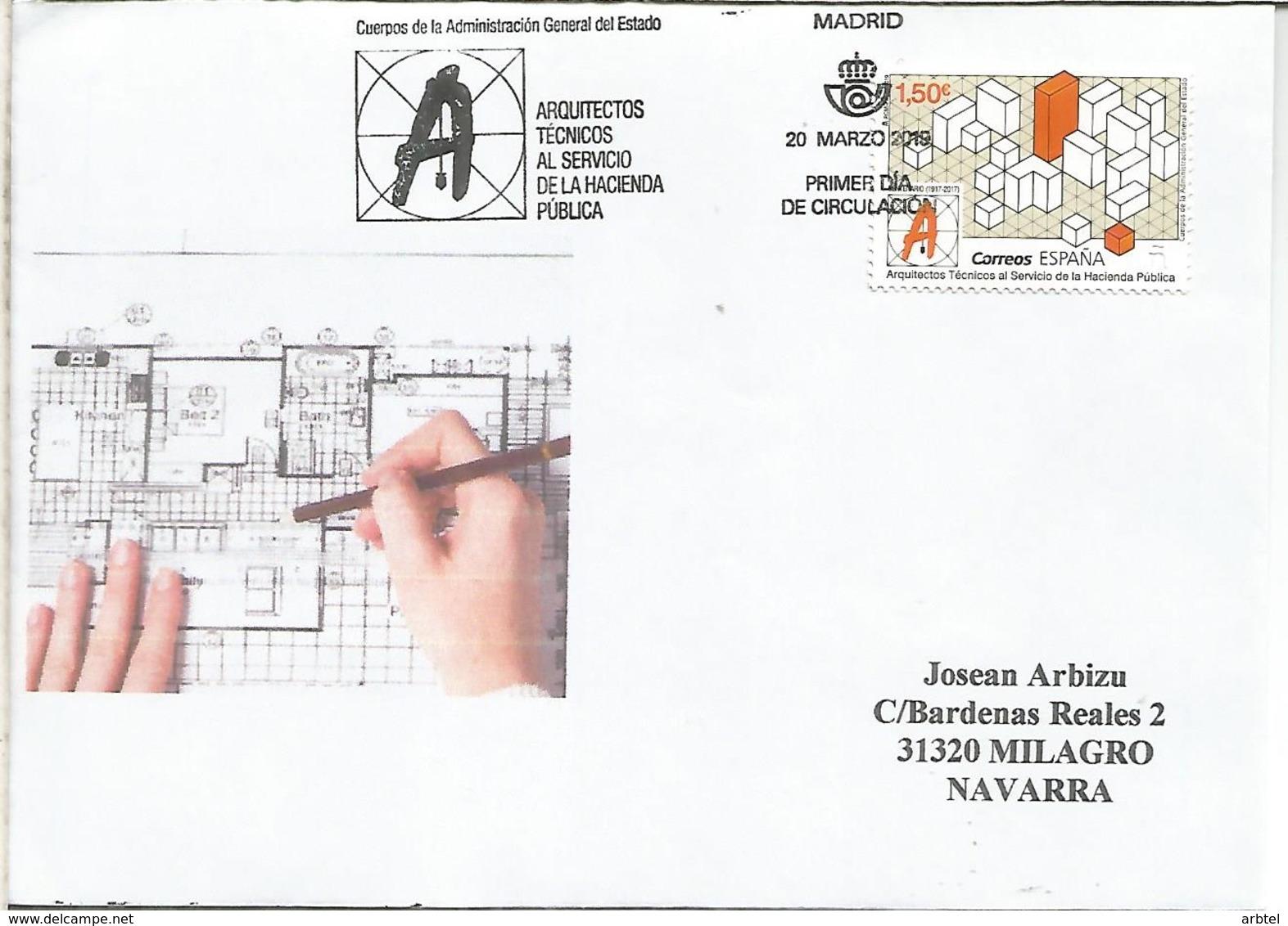 BURGOS SPD ARQUITECTOS TECNICOS  ARQUITECTURA - Profesiones