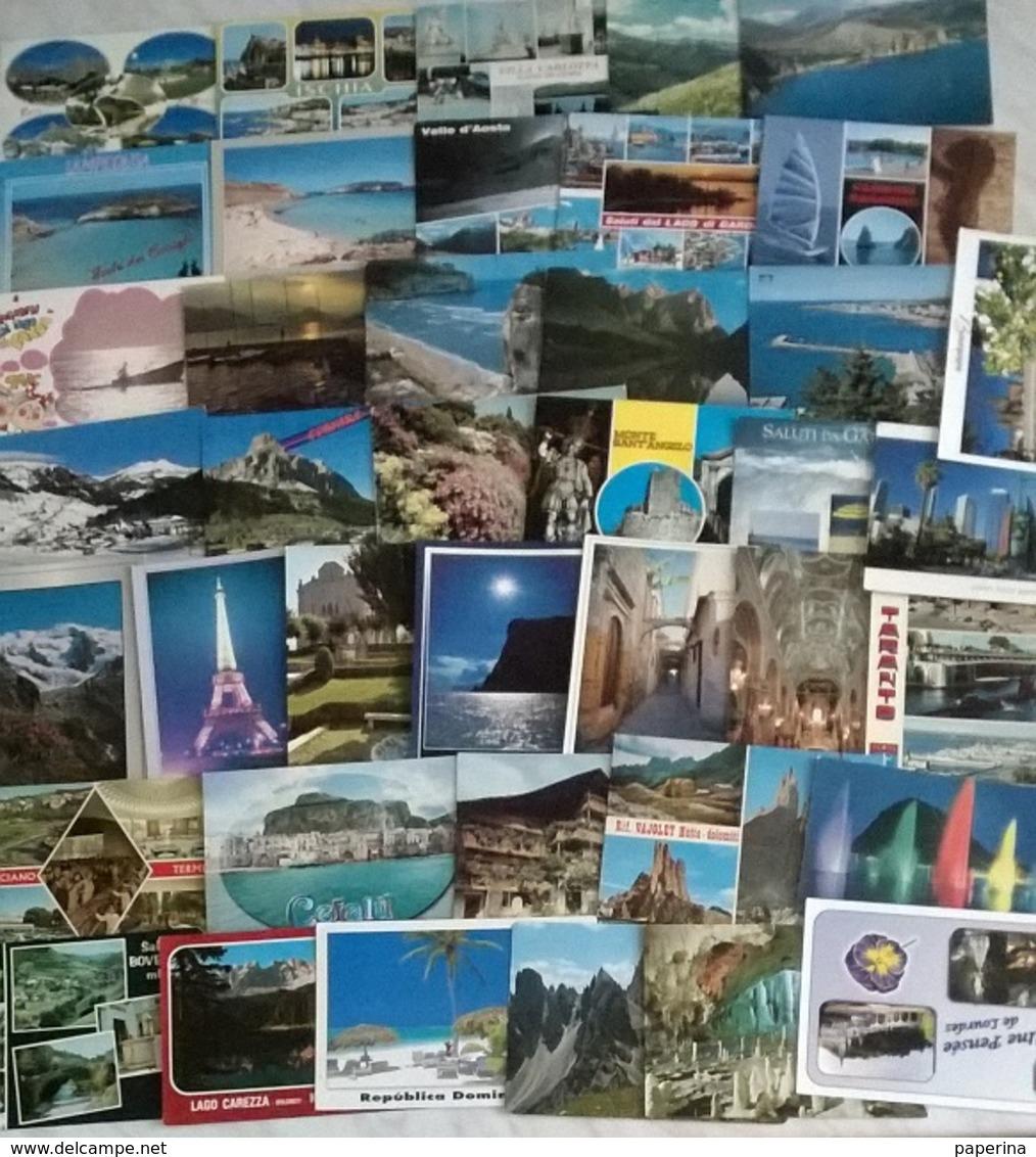 40 CART. MONDO (335) - Cartoline