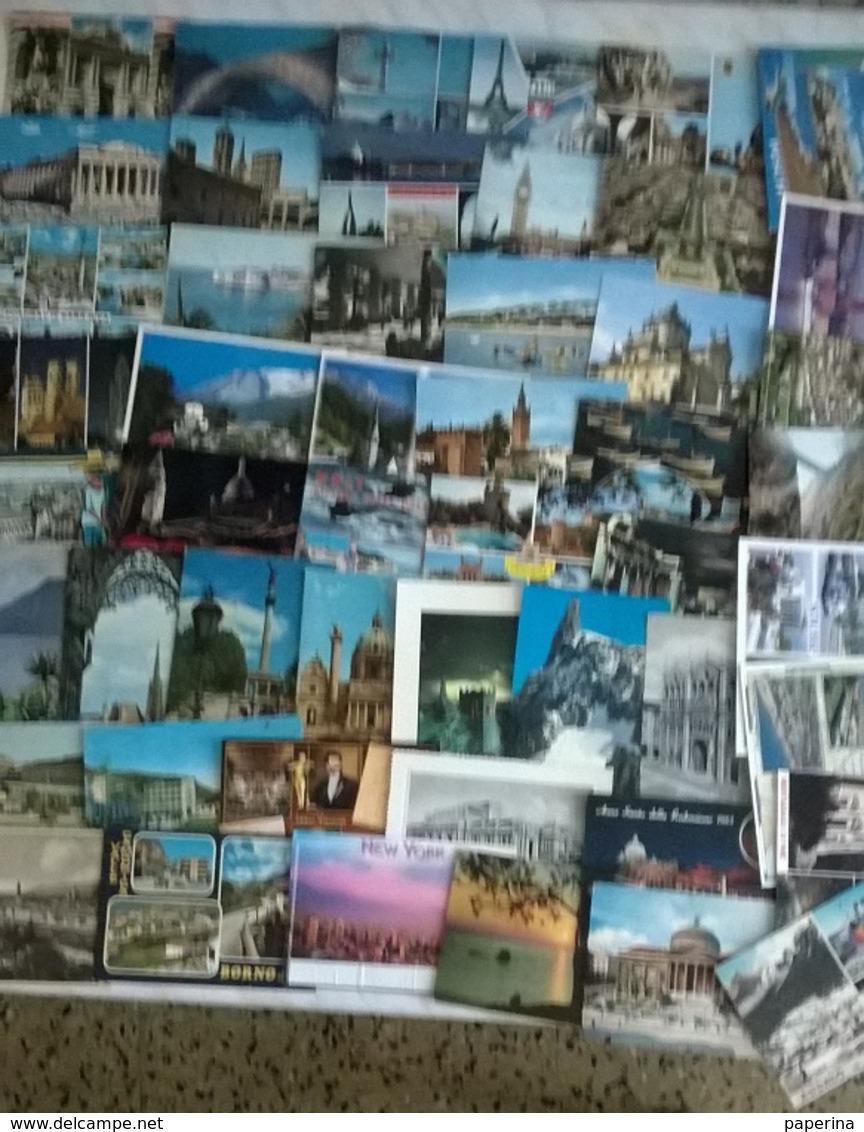 50 CART. MONDO  (337) - Cartoline