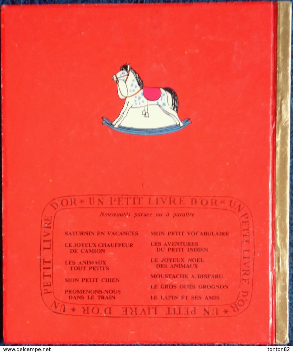 Mon Petit Vocabulaire - Un Petit Livre D' Or N° 271 - Éditions Des Deux Coqs D'Or - ( 19663 ) . - Livres, BD, Revues