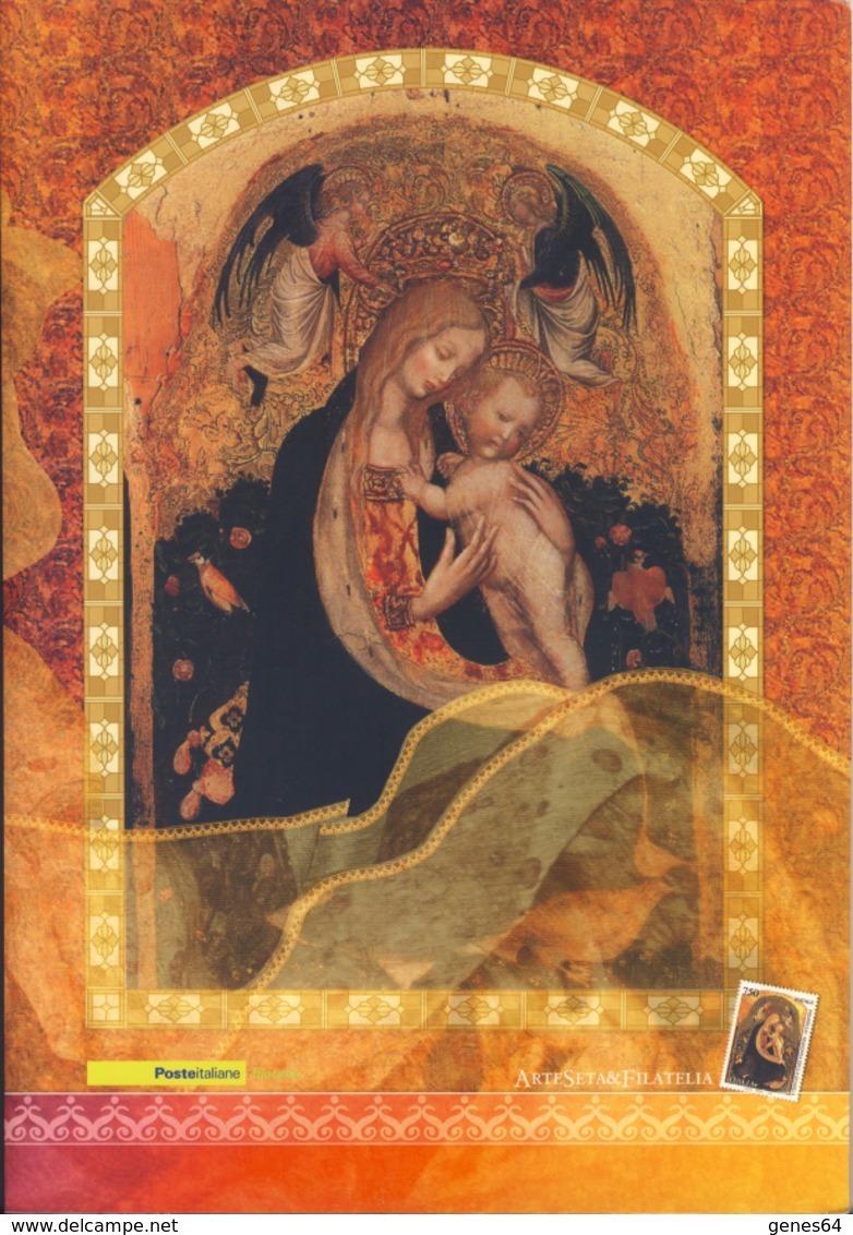 Natale - Madonna Della Quaglia - 2007 - Folder - Paquetes De Presentación