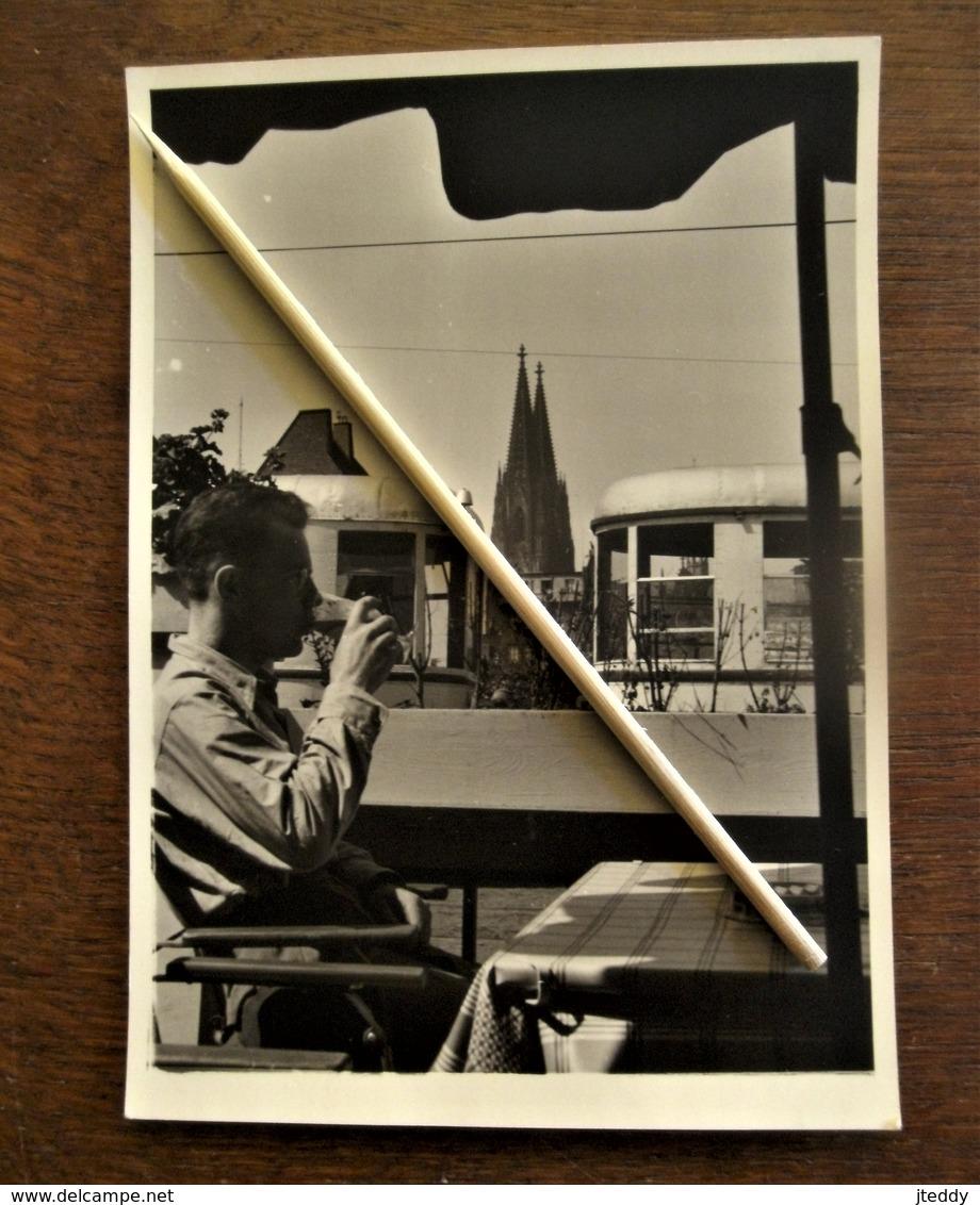 Originele FOTOKAART 1953  Dortmund Bier  KEULEN - Lieux