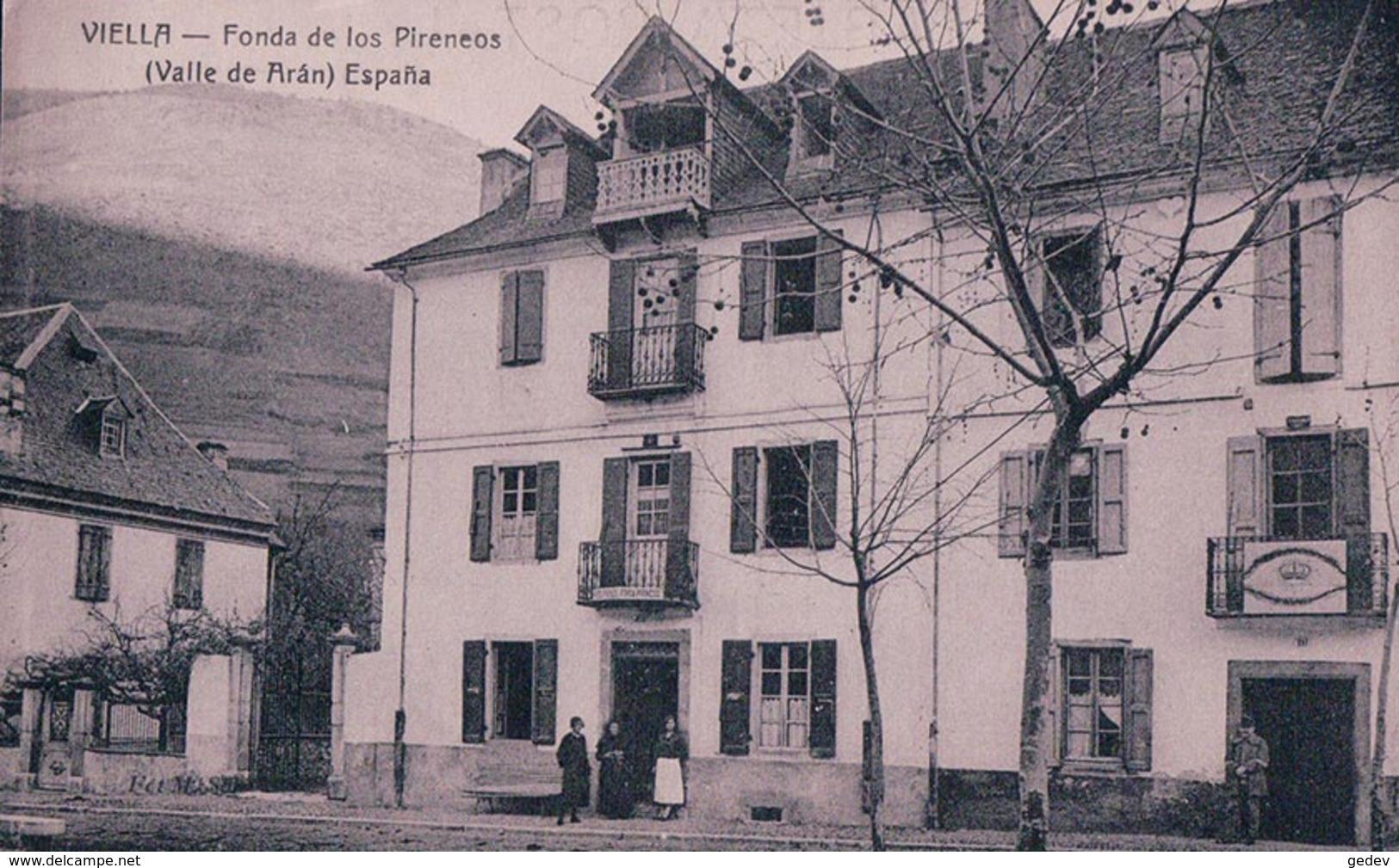 Espagne, Vielha E Mijaran, Catalogne (393) - Autres