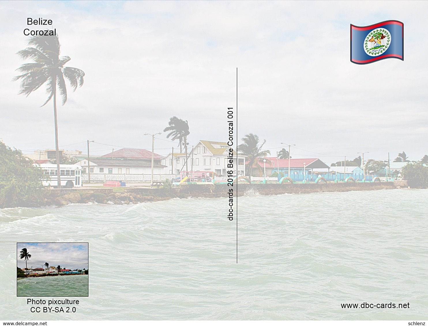 Corozal Belize 1 - Belize