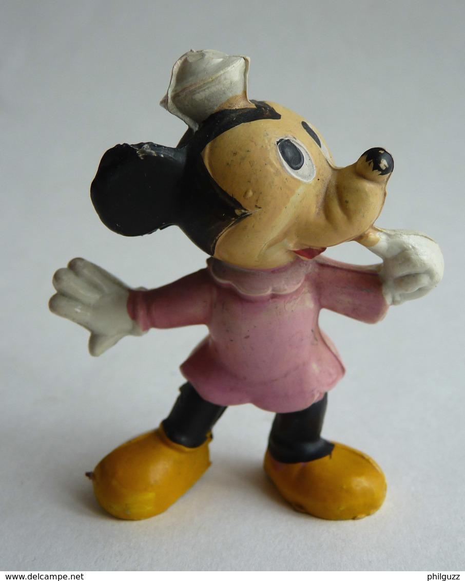 FIGURINE  JIM WALT DISNEY NIECE DE MINNIE MILLIE - Disney
