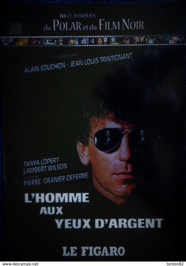 L'Homme Aux Yeux D'argent - Alain Souchon - Jean-Louis Trintignant . - Drama