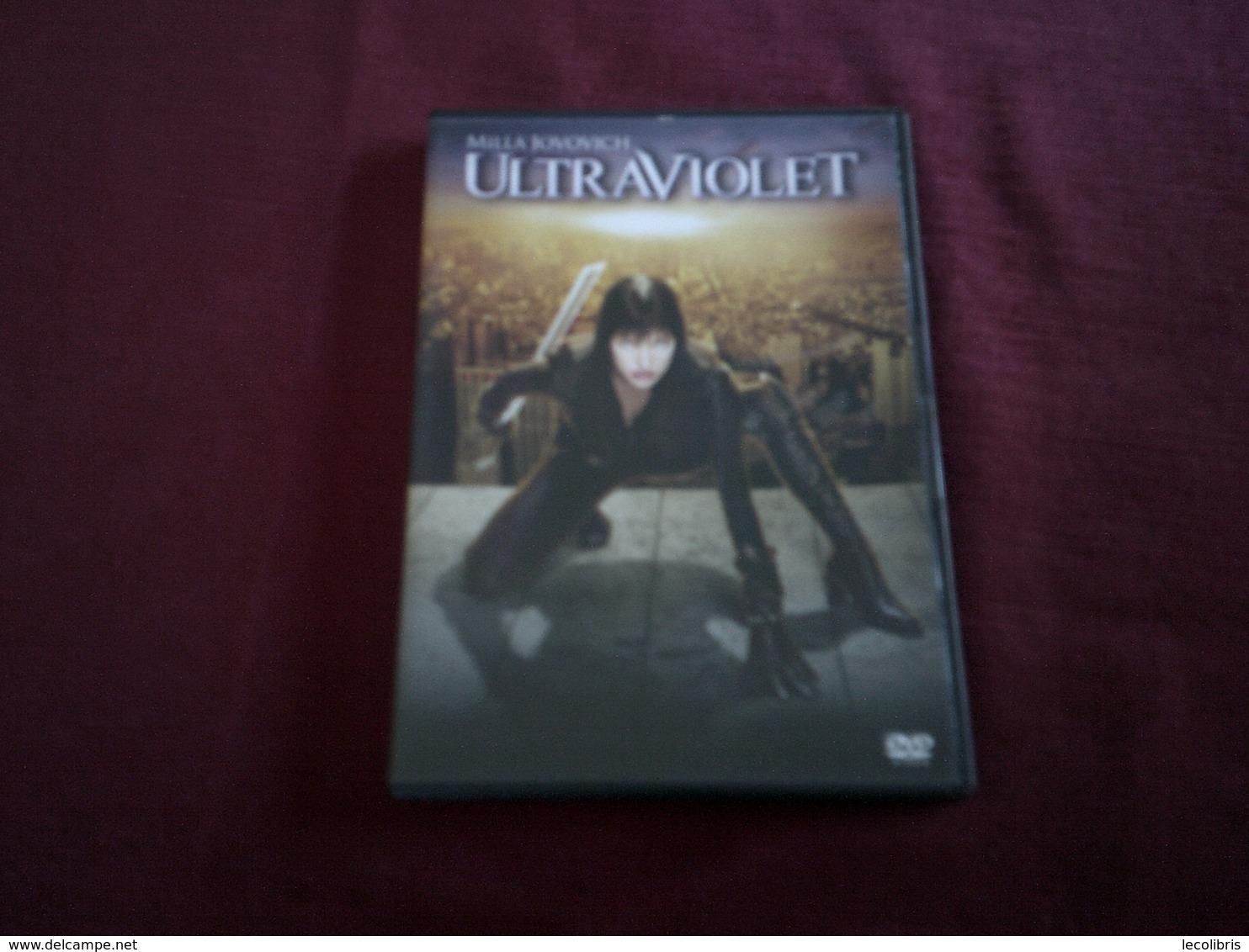 ULTRAVIOLET  AVEC MILLA JOVOVICH - Action, Aventure