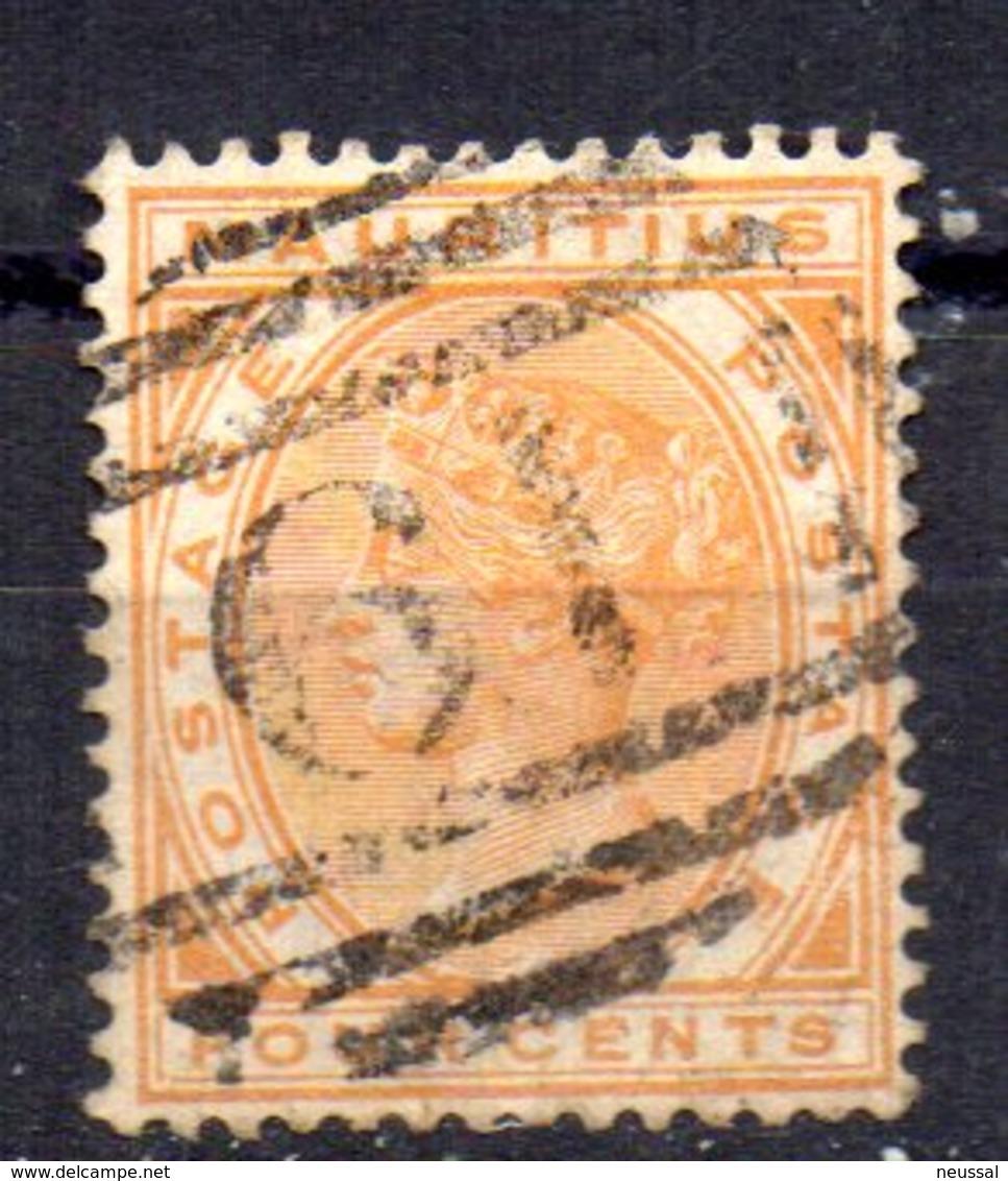 Sello Nº 57  Mauritius - Mauricio (...-1967)