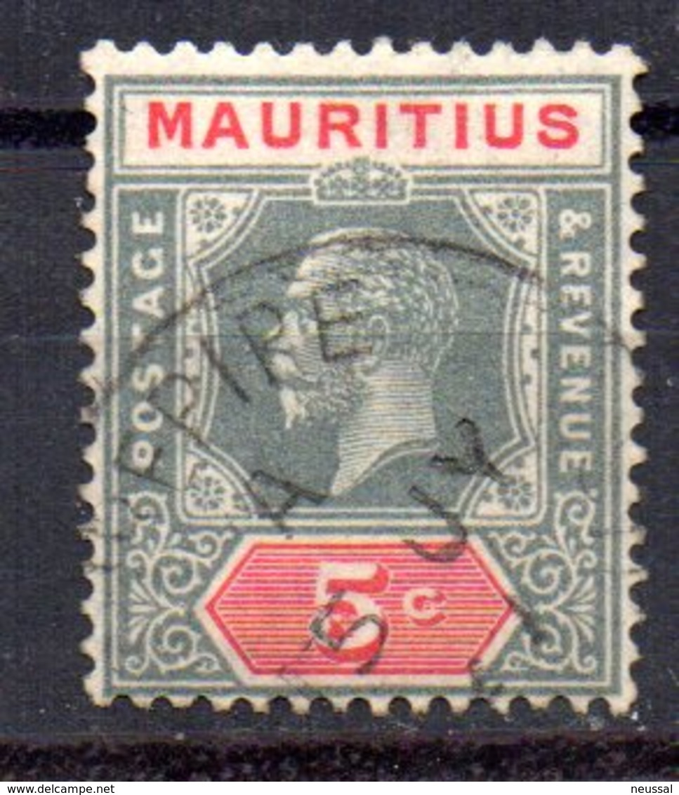 Sello Nº 146  Mauritius - Mauricio (...-1967)