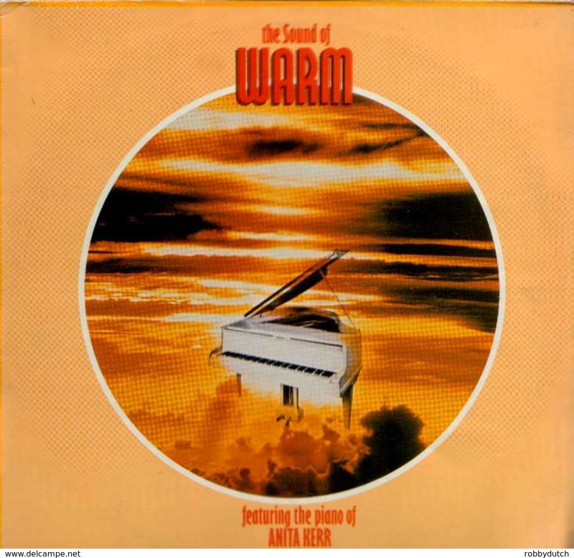 * LP * ANITA KERR - THE SOUND OF WARM (Holland 1977) - Instrumental