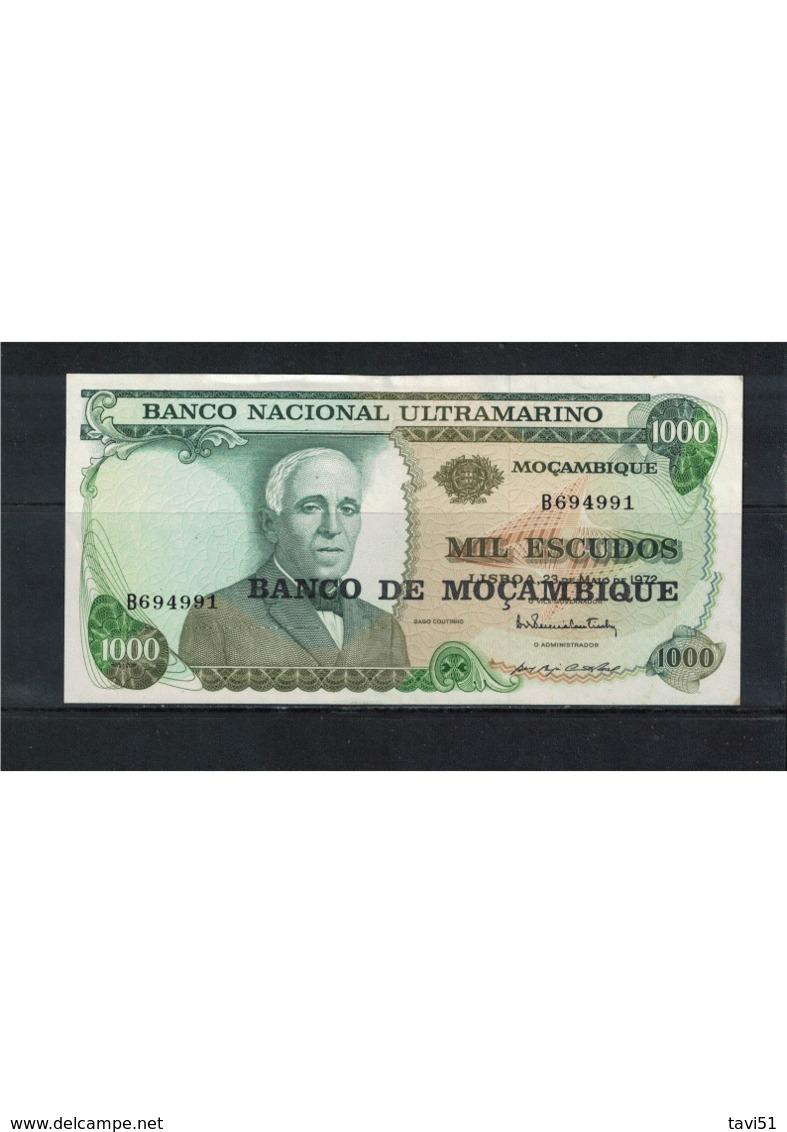 MOCAMBIQUE , Mozambique , 1976 ,  1000  Mil Escudos  , Pick 119 ,    UNC - Mozambique