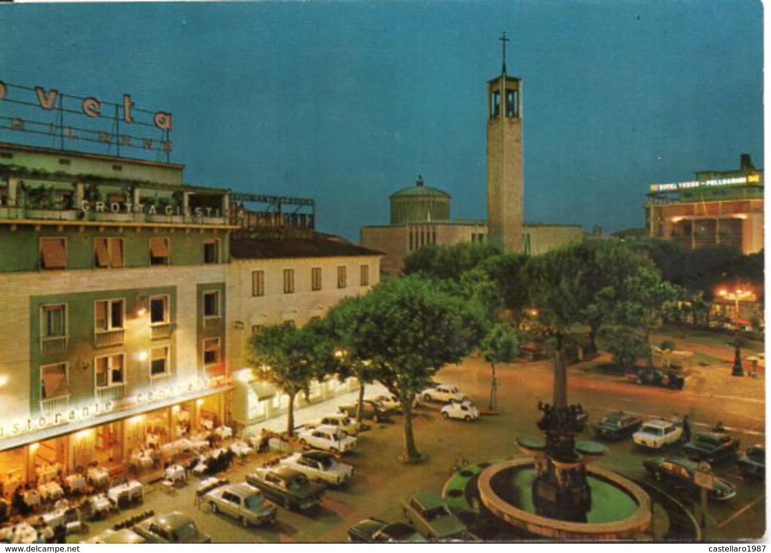 MONTECATINI TERME - Piazza Del Popolo - Italia