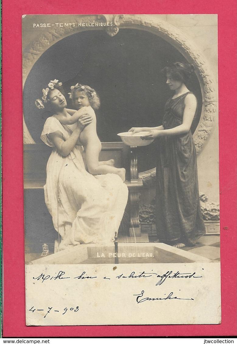 Donne - Piccolo Formato - Viaggiata - Femmes