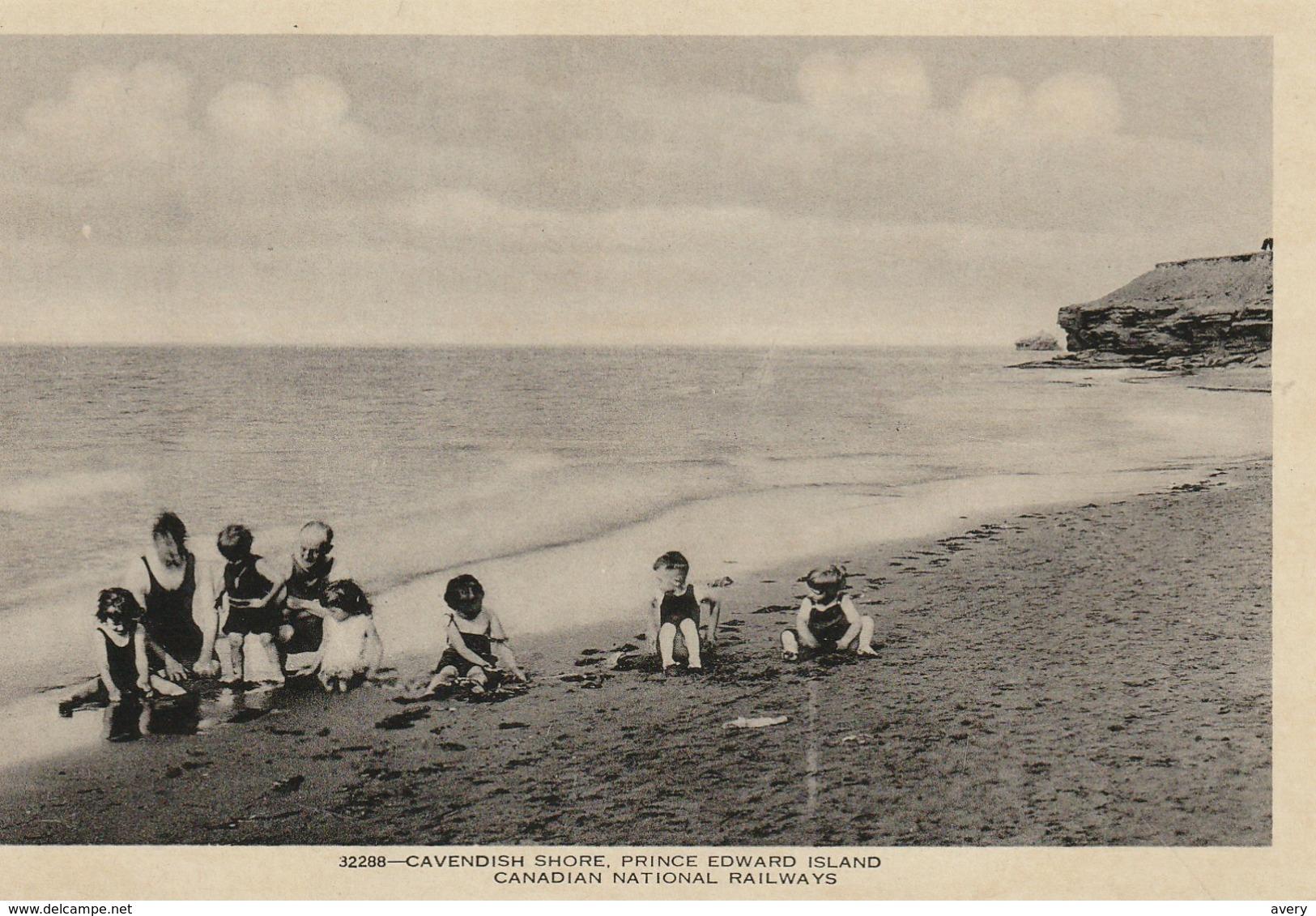Cavendish Beach, Prince Edward Island - Other