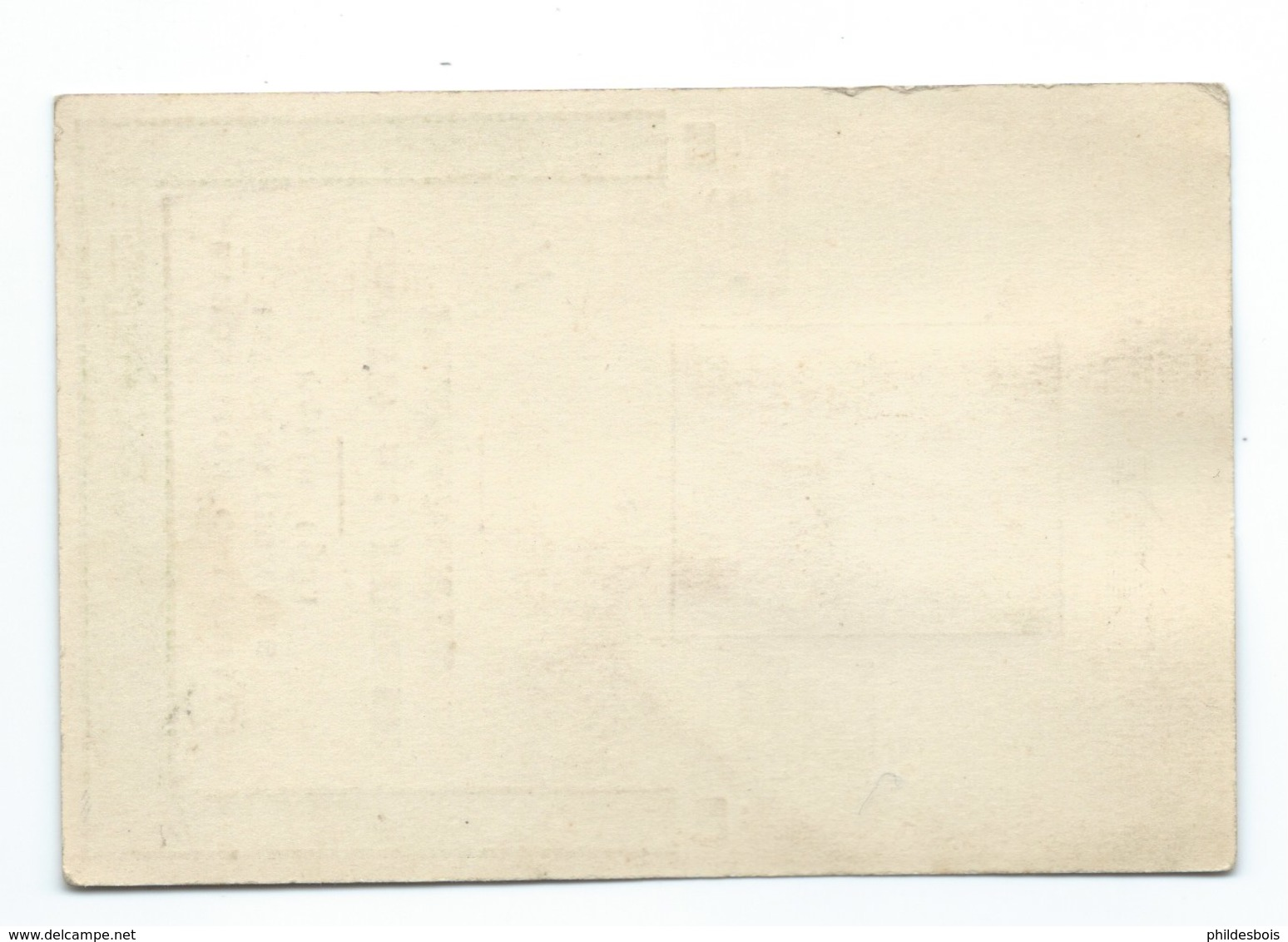 CARTE DE PRESSE EXPOSITION COLONIALE PARIS 1931 - Cartes