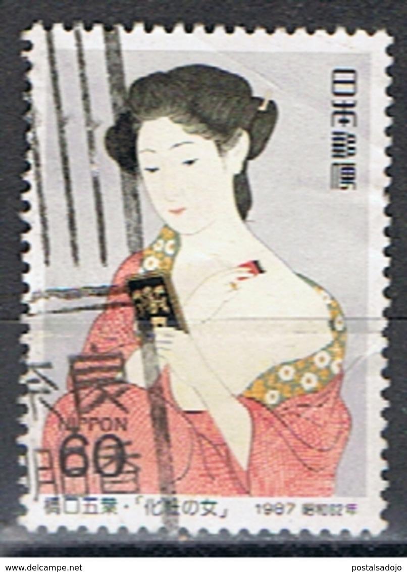 (J 258) JAPON //  YVERT 1631 // 1987 - 1926-89 Emperor Hirohito (Showa Era)