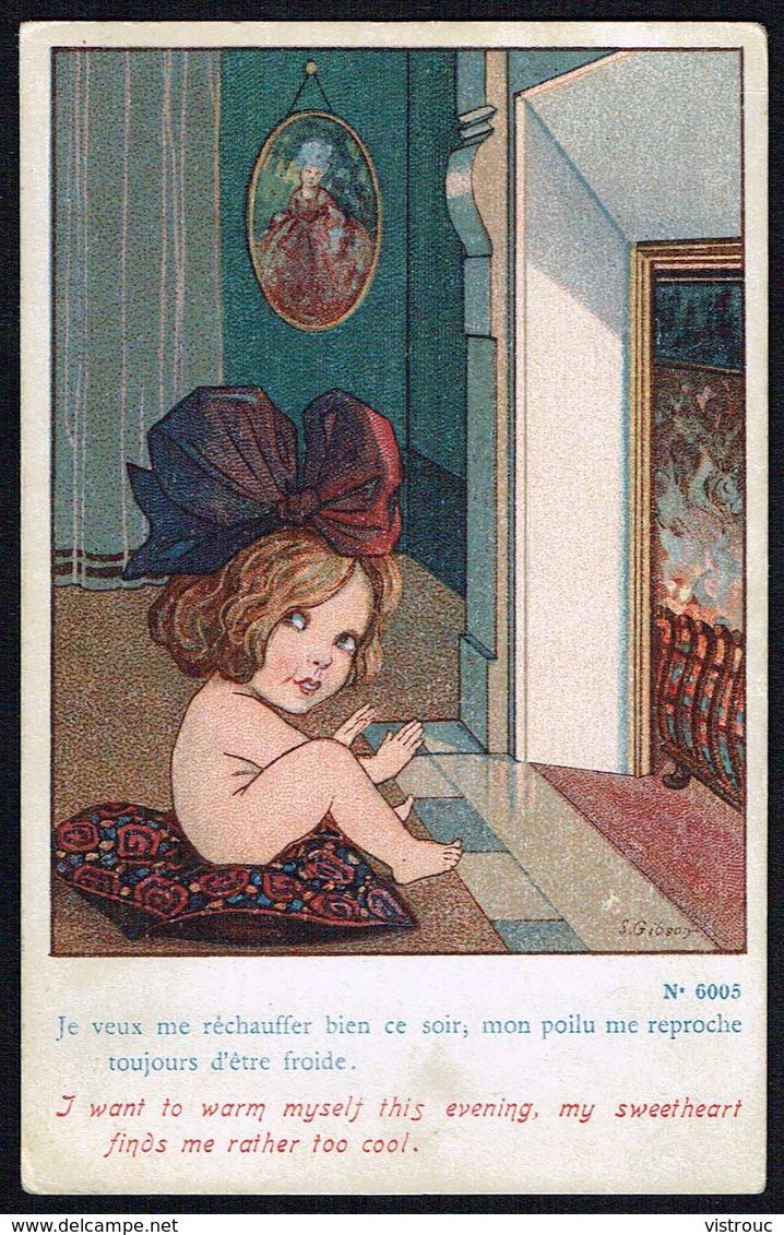 """ La Fiancée Du Soldat "" -  Circulé - Circulated - Gelaufen - 1921. - Humour"