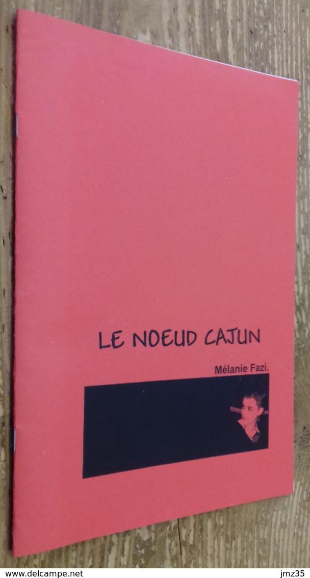 Le Noeud Cajun (tiré à Part à 30 Exemplaires Numérotés Et Signés) - Livres, BD, Revues