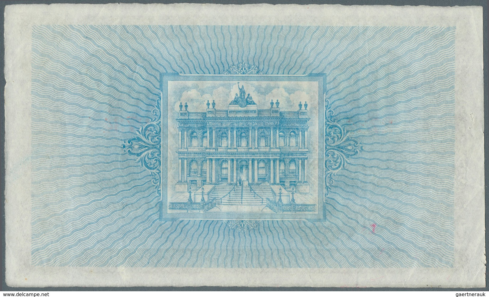 Northern Ireland / Nordirland: 100 Pounds 1943 P. 320, Ulster Bank Limited, Rare High Denomination N - [ 2] Ireland-Northern