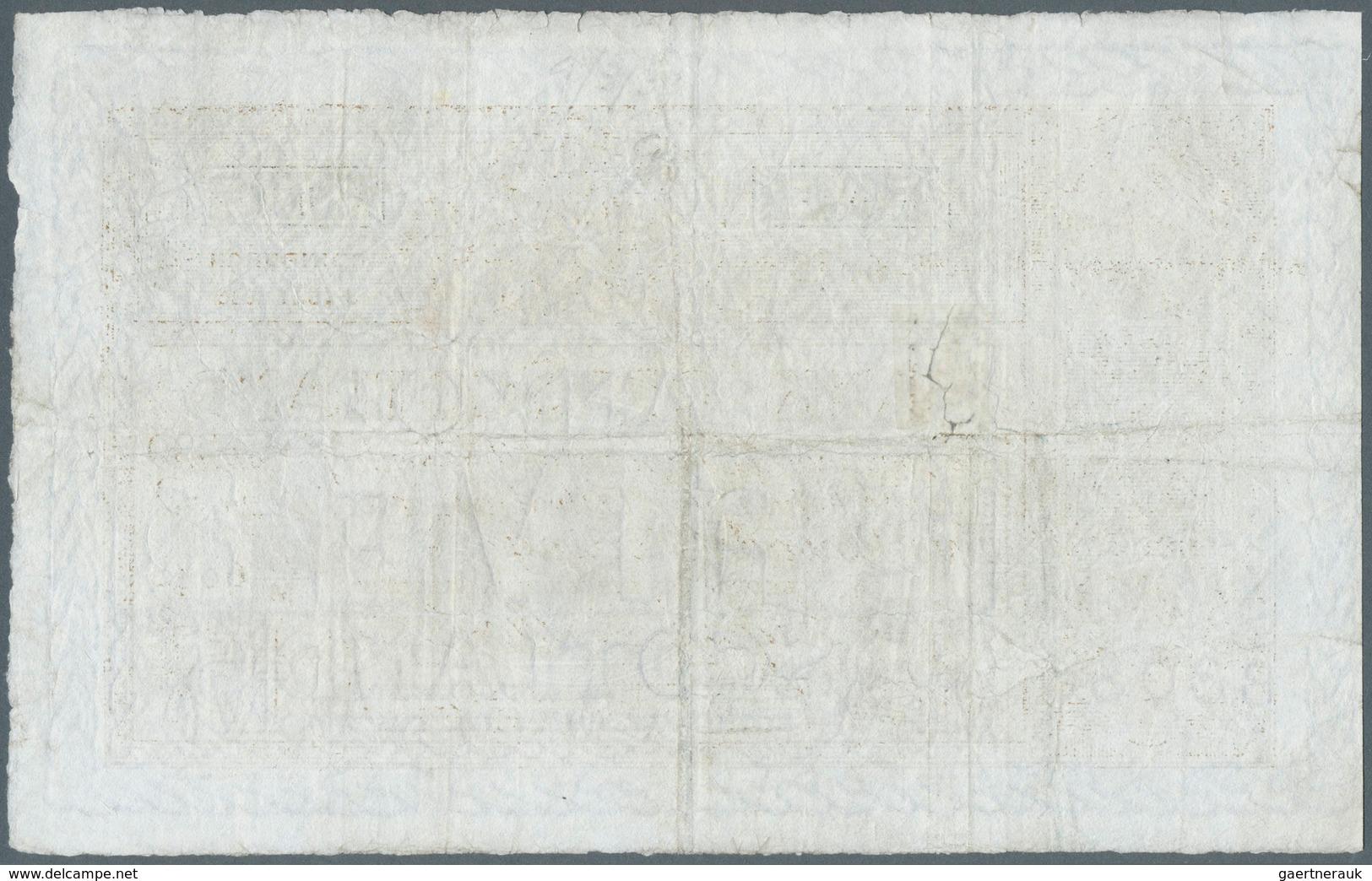 Scotland / Schottland: 5 Pounds 1936 P. 92a, Border Wear At Upper Border, Several Vertical And Horiz - [ 3] Scotland