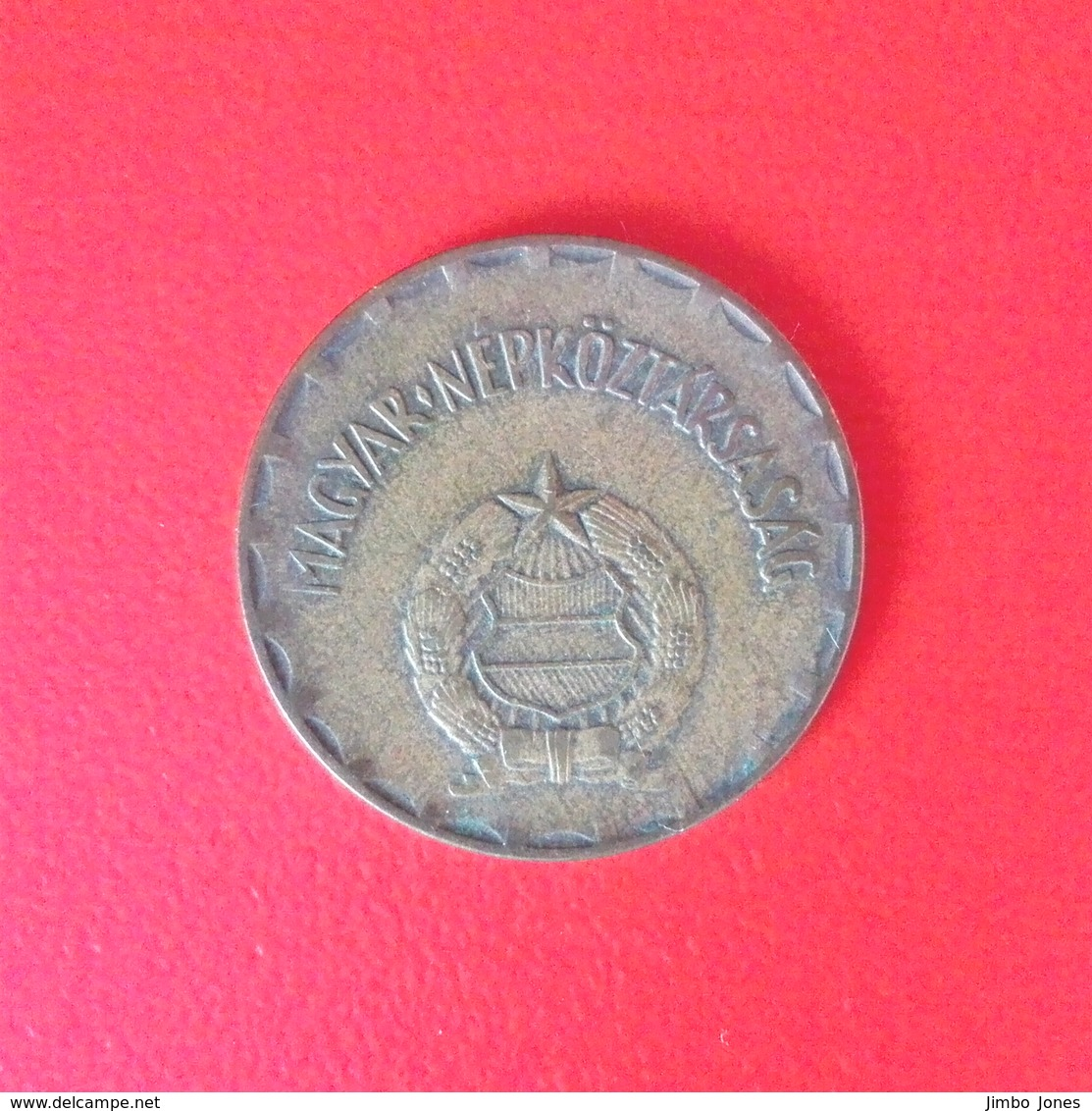 2 Forint Münze Aus Ungarn Von 1975 (sehr Schön) - Hungary