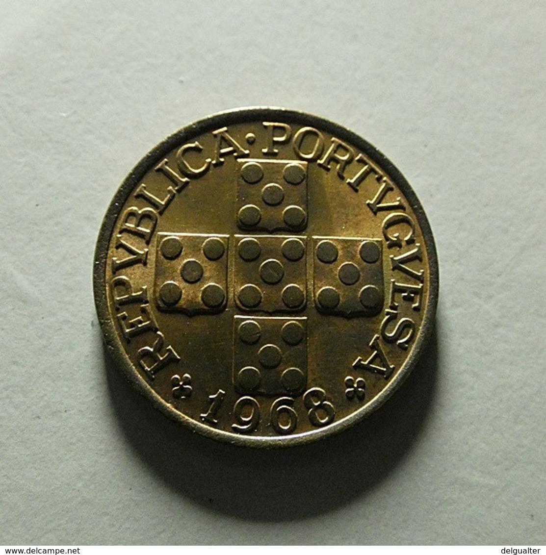Portugal XX Centavos 1968 - Portugal