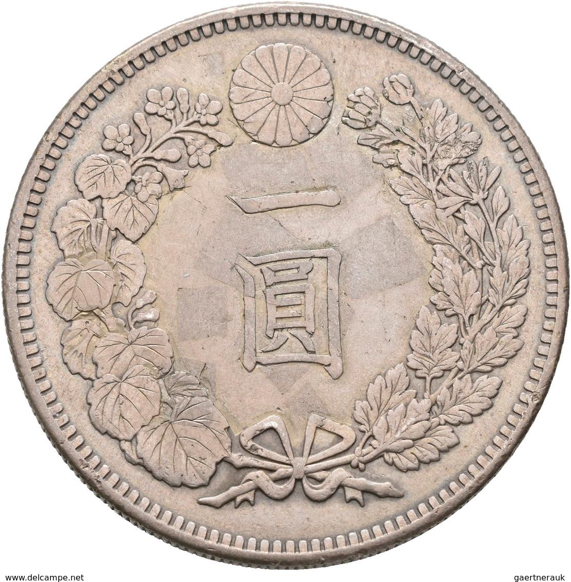 Japan: One Yen, 27,03 G, Sehr Schön-vorzüglich. - Japan