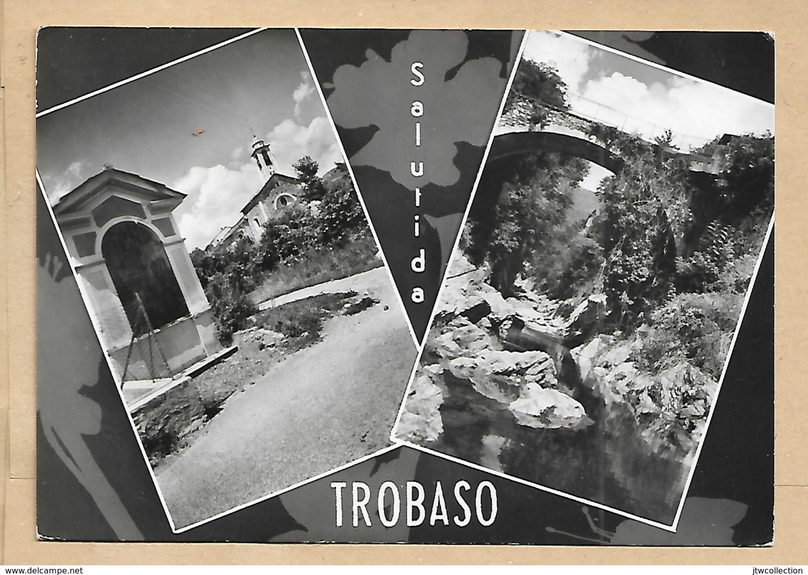 Trobaso (VB) - Non Viaggiata - Autres Villes