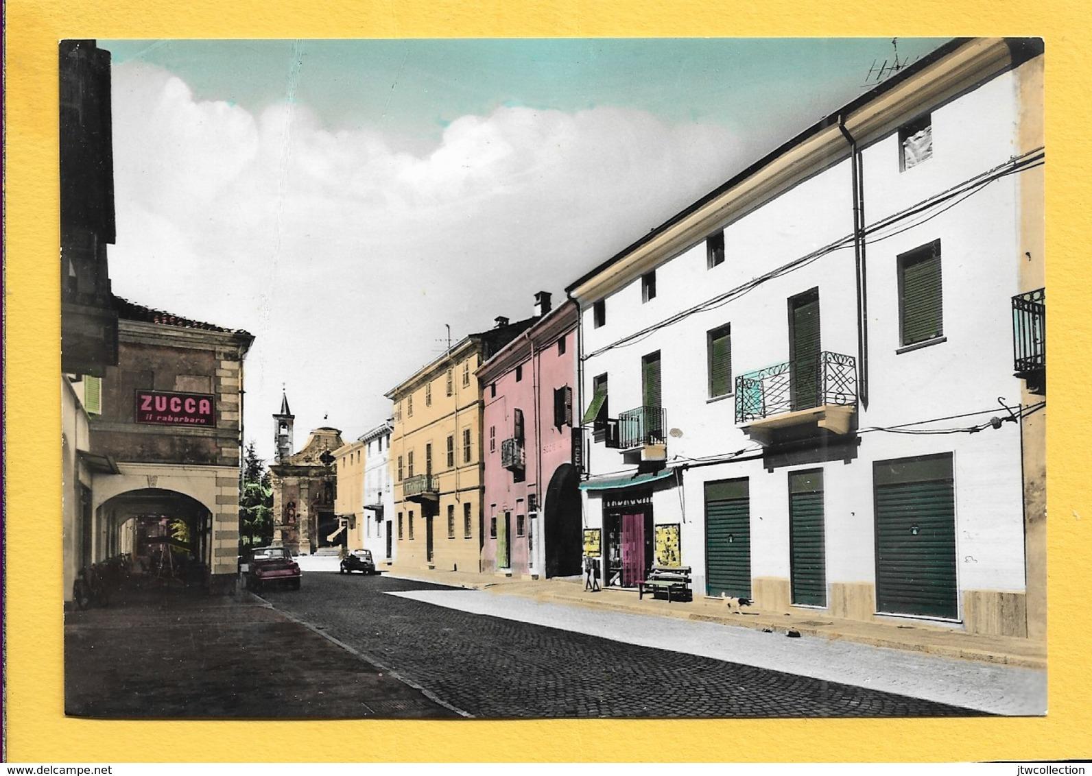 Stroppiana (VC) - Non Viaggiata - Italie