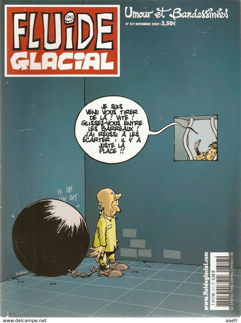 Fluide Glacial 2002 N° 317 - Fluide Glacial