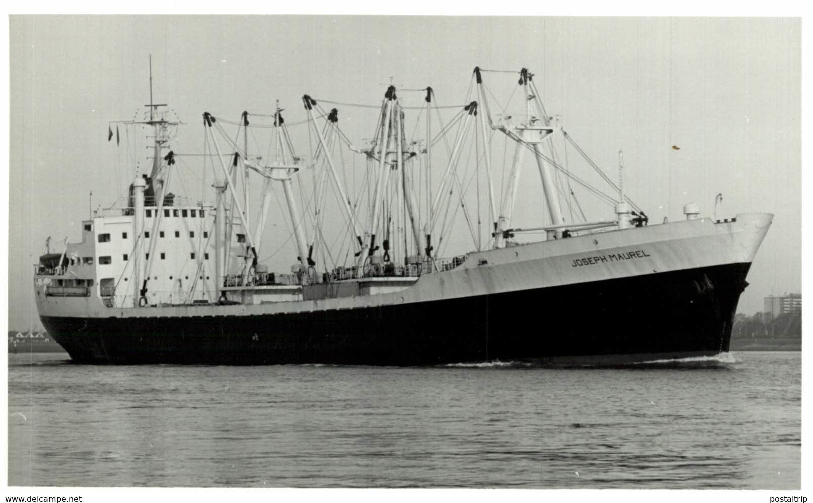 JOSEPH MAUREL +- 15  * 9 CM BARCO BOAT Voilier - Barcos