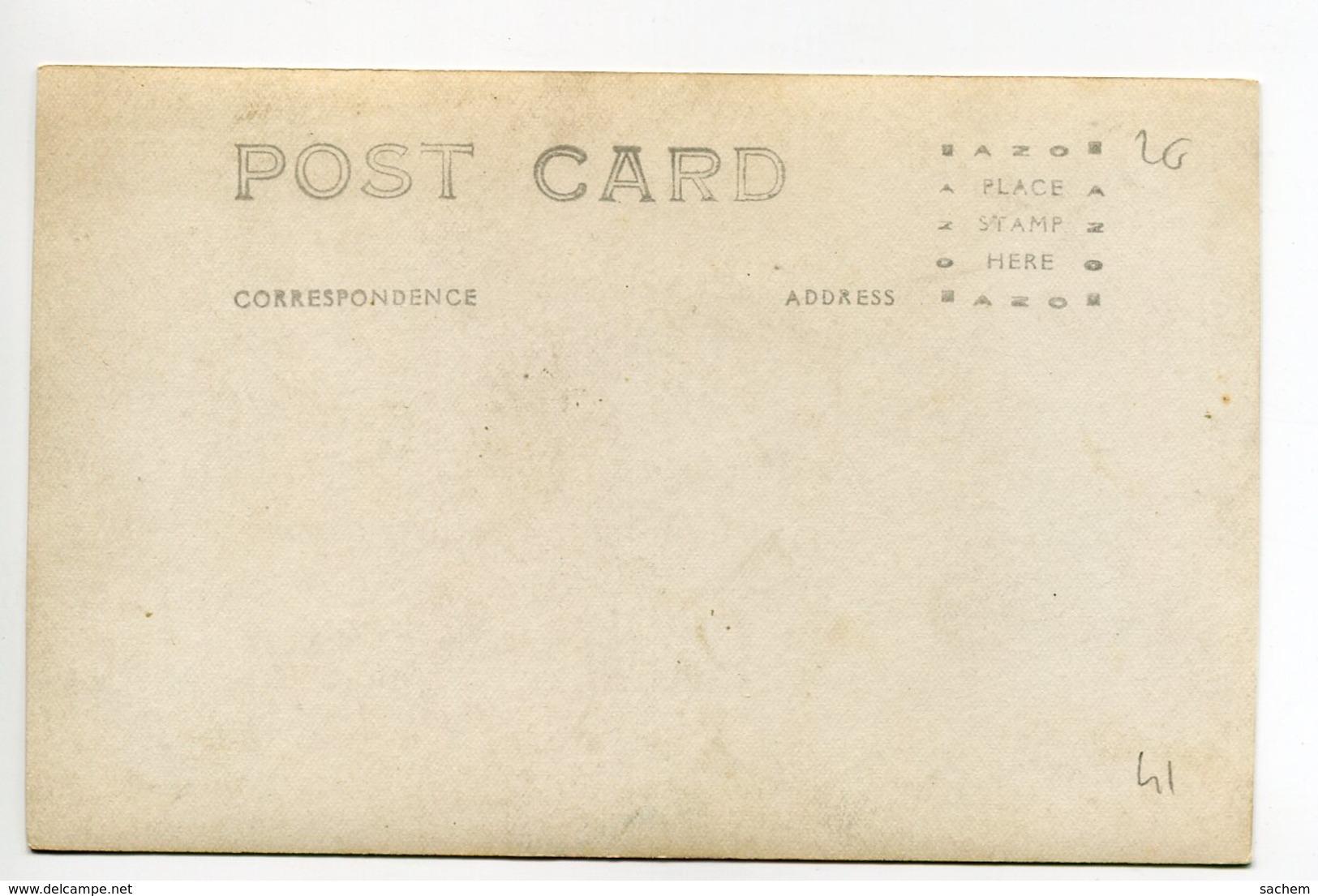 NU NUDE  CARTE PHOTO Couple 41  Douce Etreinte Fesses Et Dos  1930 Papier AZO    D07 2019 - Nus Adultes (< 1960)