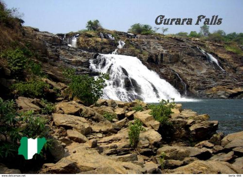 Nigeria Gurara Falls New Postcard - Nigeria