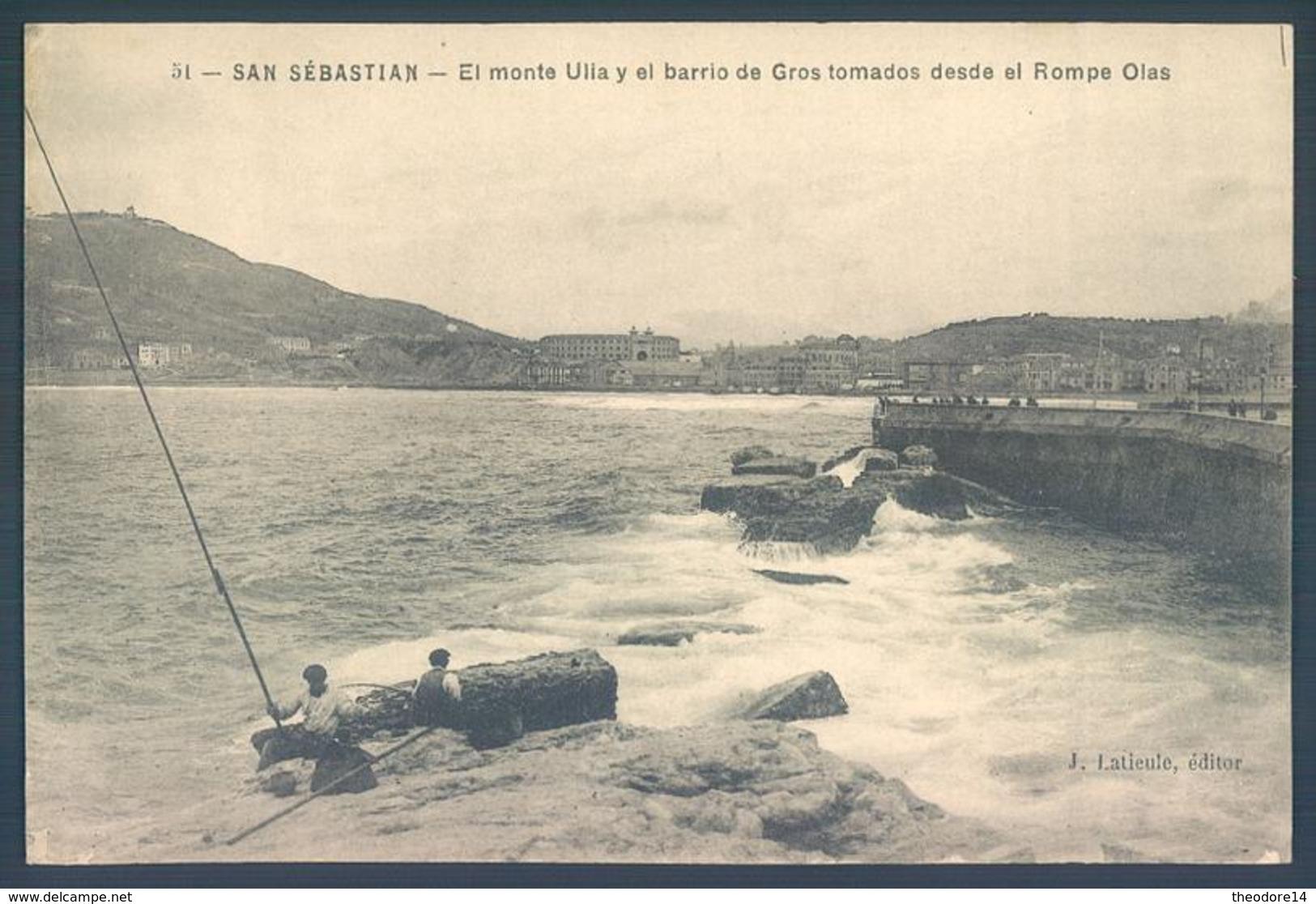 Pais Vasco SAN SEBASTIAN - Guipúzcoa (San Sebastián)