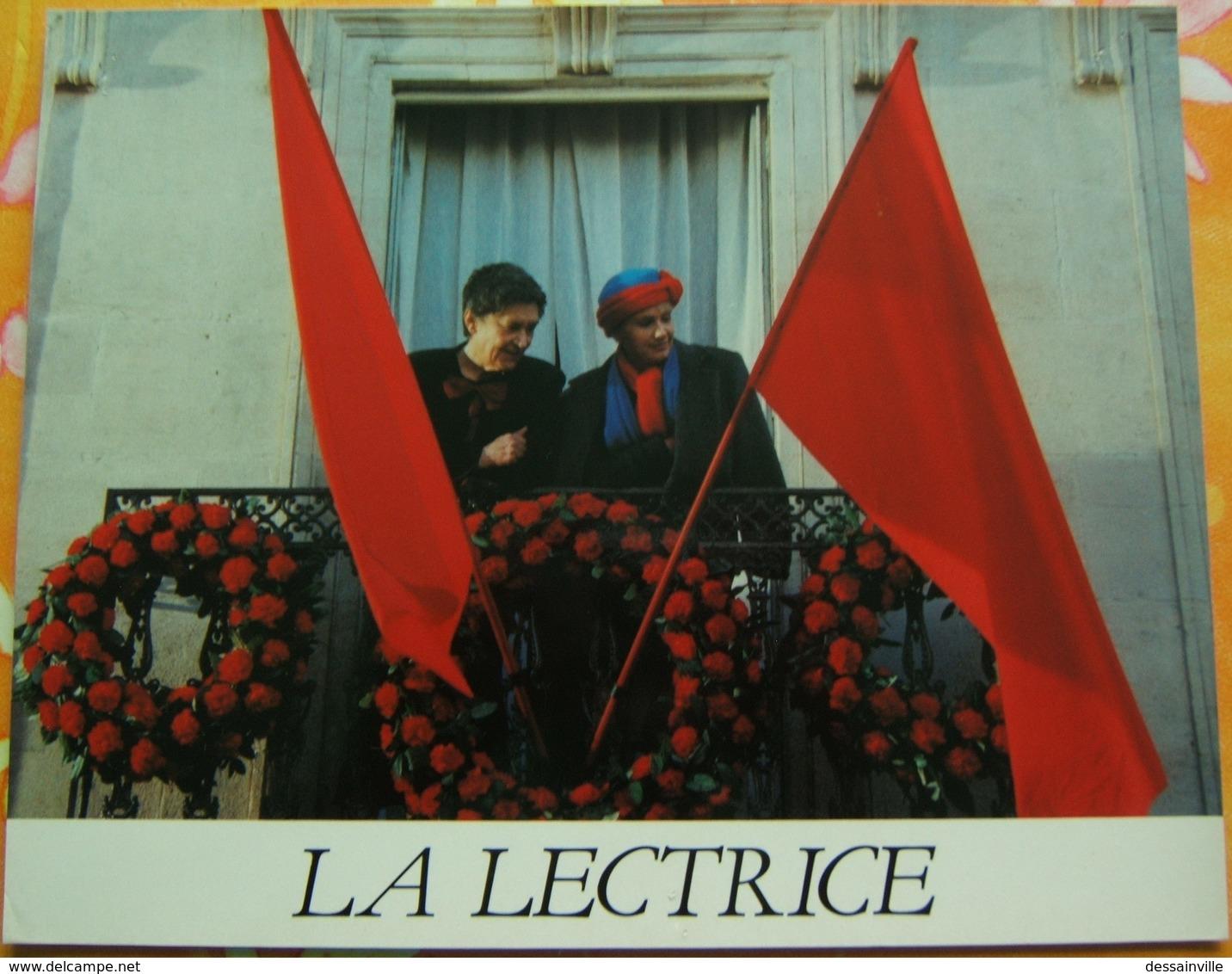 LOT Complet 12 Photos LA LECTRICE De Michel DEVILLE Avec MIOU MIOU Et P. CHESNAIS - Photos