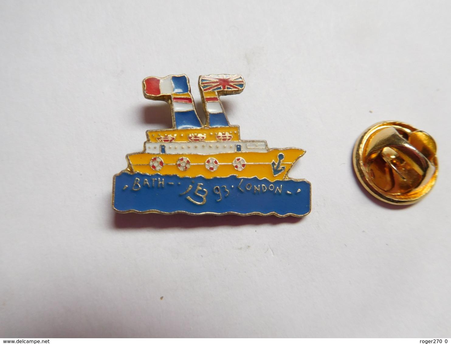 Beau Pin's , Marine Bateau Ferries , Bath - London - Barcos
