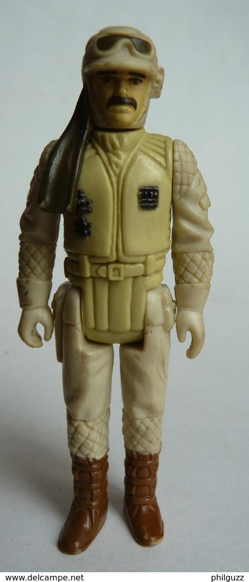 FIGURINE FIRST RELEASE  STAR WARS 1981 REBEL COMMANDER (2) - First Release (1977-1985)