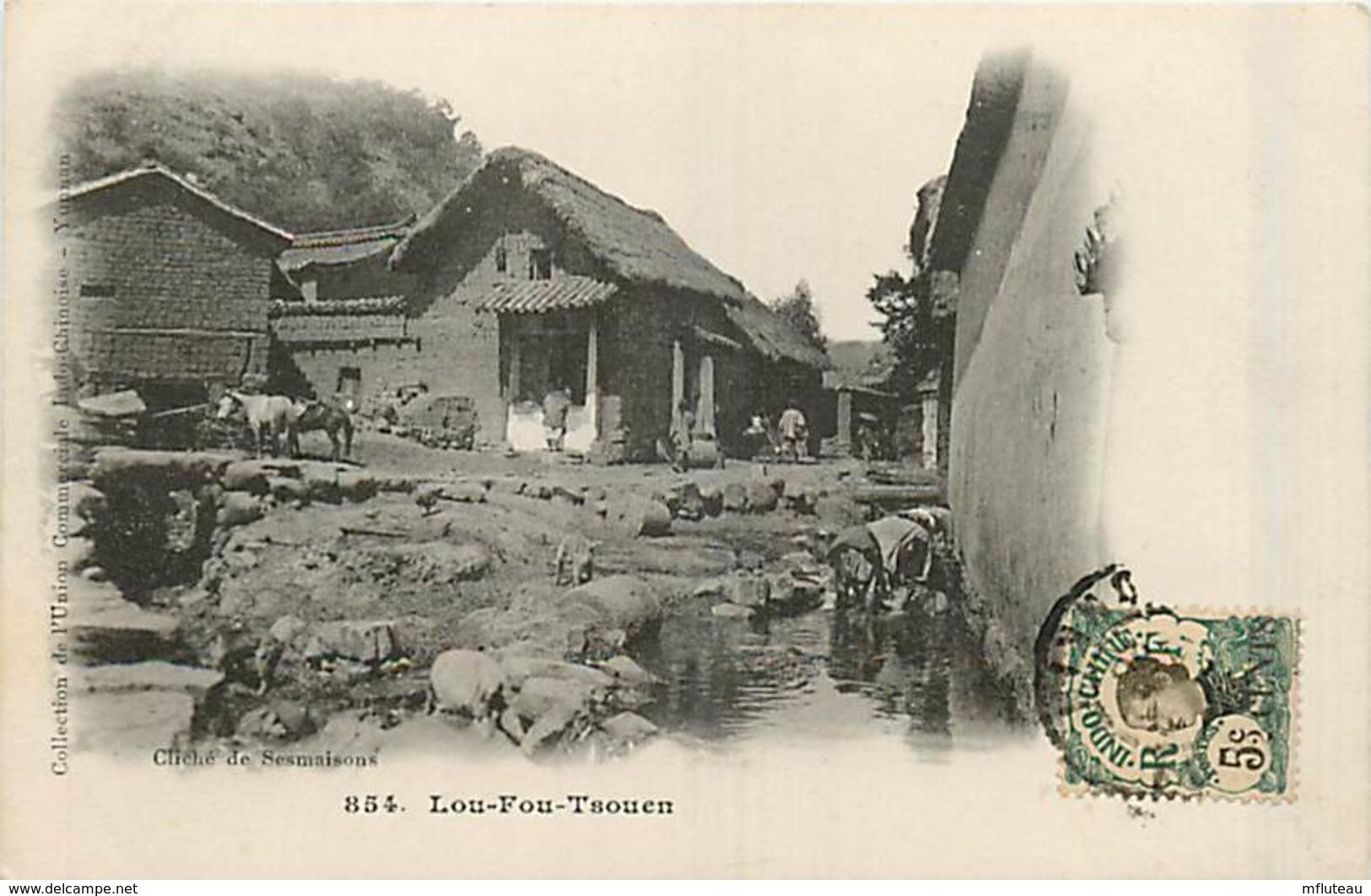 TONKIN  LOU-FOU-TSOUEN            INDO,0100 - Viêt-Nam