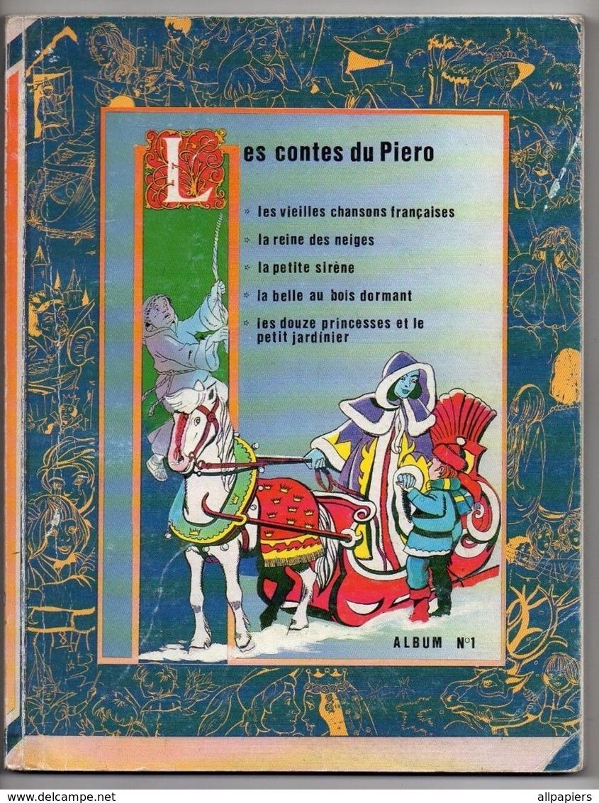 Les Contes Du Piero Album N°1 Les Vieilles Chansons Françaises - La Reine Des Neiges - La Petite Sirène... - Livres, BD, Revues