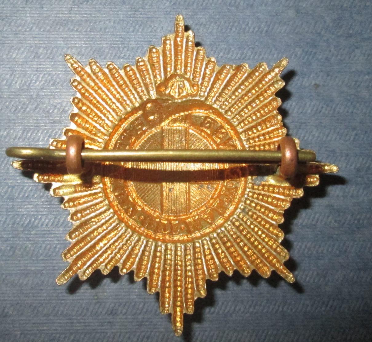 Badge GB WW1 - 1914-18