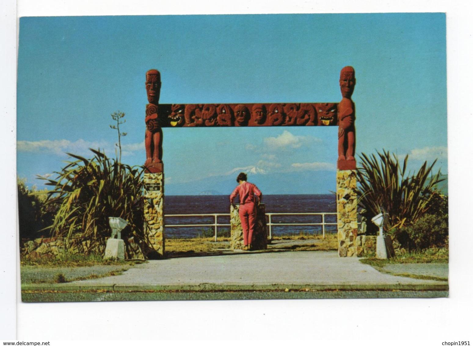 CPM - LOOKOUT - Nouvelle-Zélande
