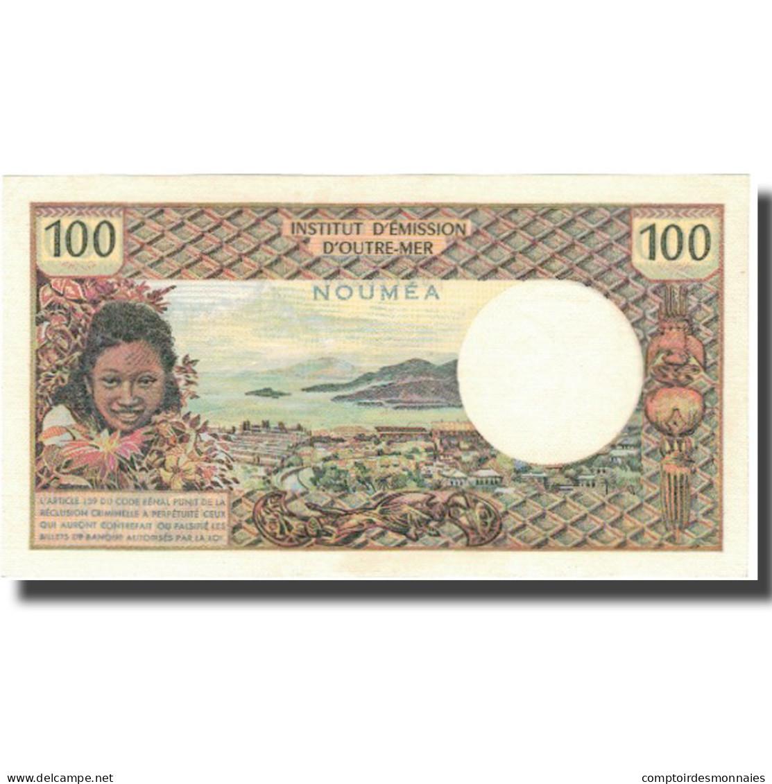 Billet, Nouvelle-Calédonie, 100 Francs, 1971, 1971, KM:63a, SUP+ - Nouméa (New Caledonia 1873-1985)